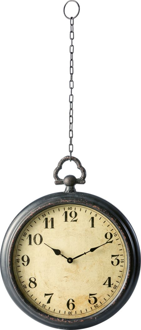 Thoma Brown Clock
