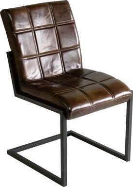 Tileston Tan Side Chair (Set of 2)