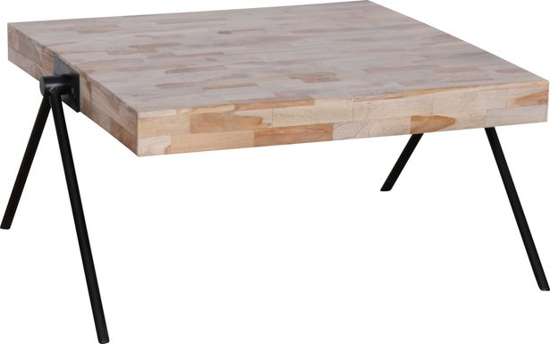 Tiverton Large Natural Cocktail Table
