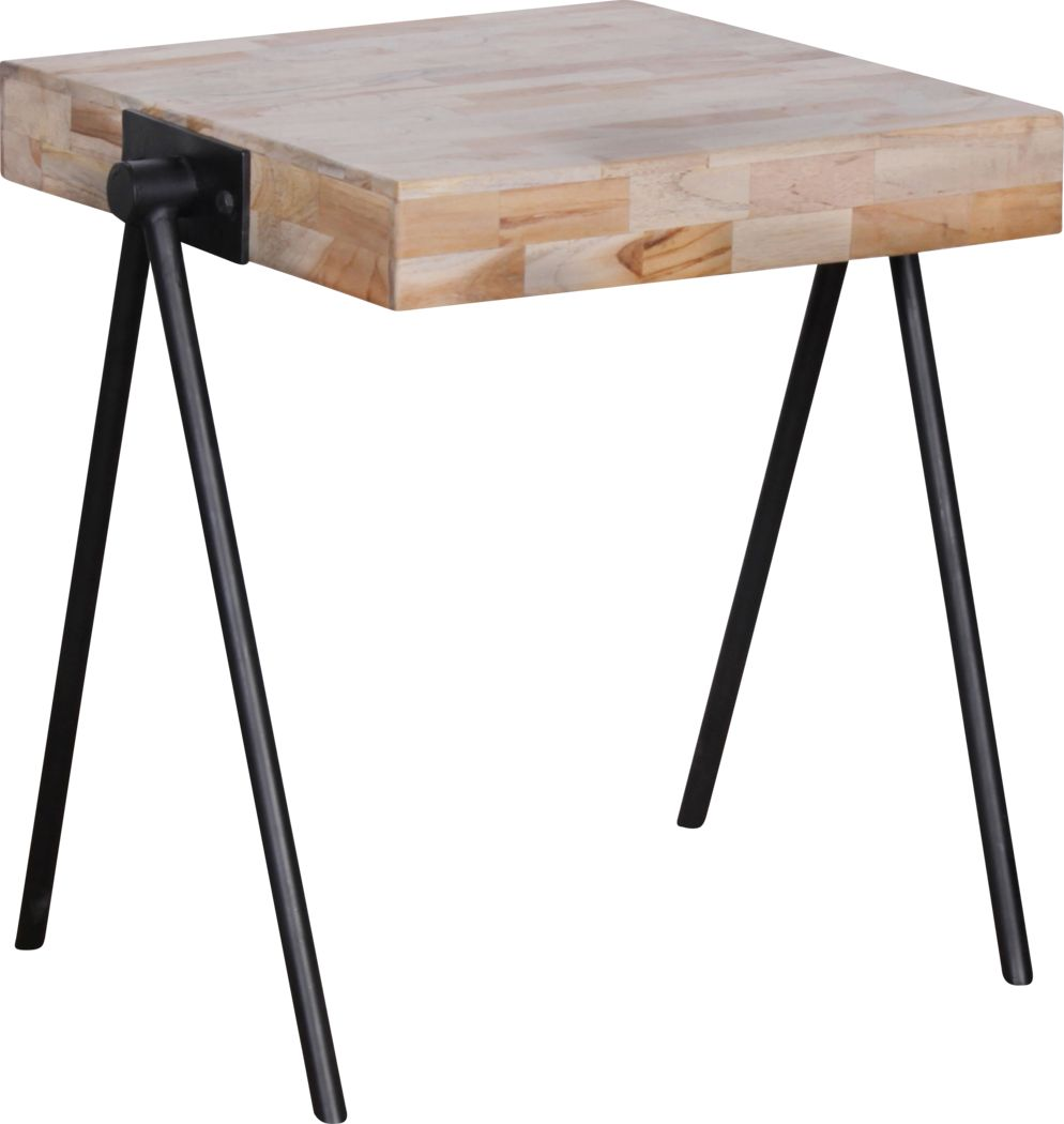 Tiverton Large Natural End Table