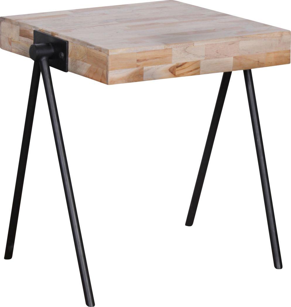 Tiverton Small Natural End Table