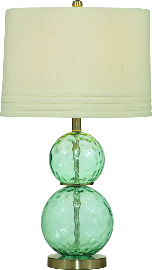Tobhanna Sea Blue Lamp
