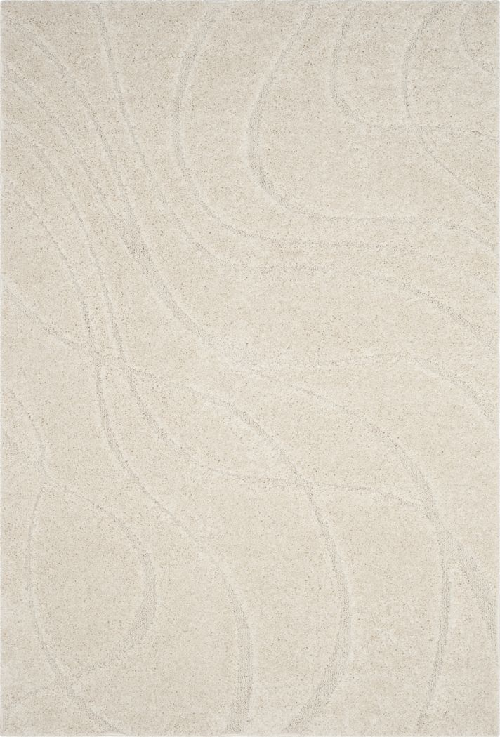 Todaro Cream 6' x 9' Rug