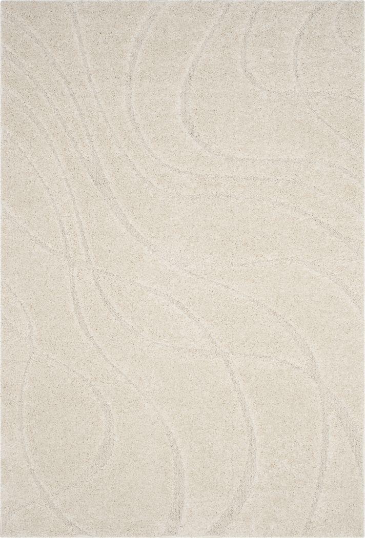 Todaro Cream 8'6 x 12' Rug
