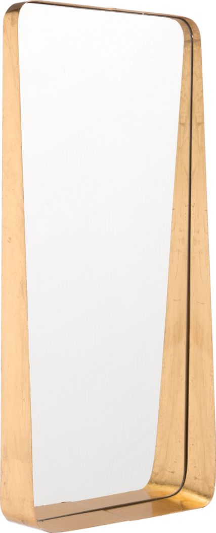Toren Gold Vertical Mirror