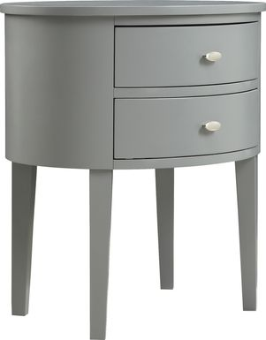 Torey Gray Accent Table