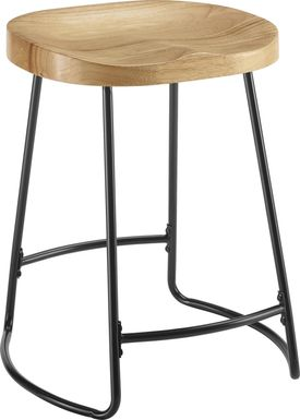 Torwood Natural Counter Height Stool