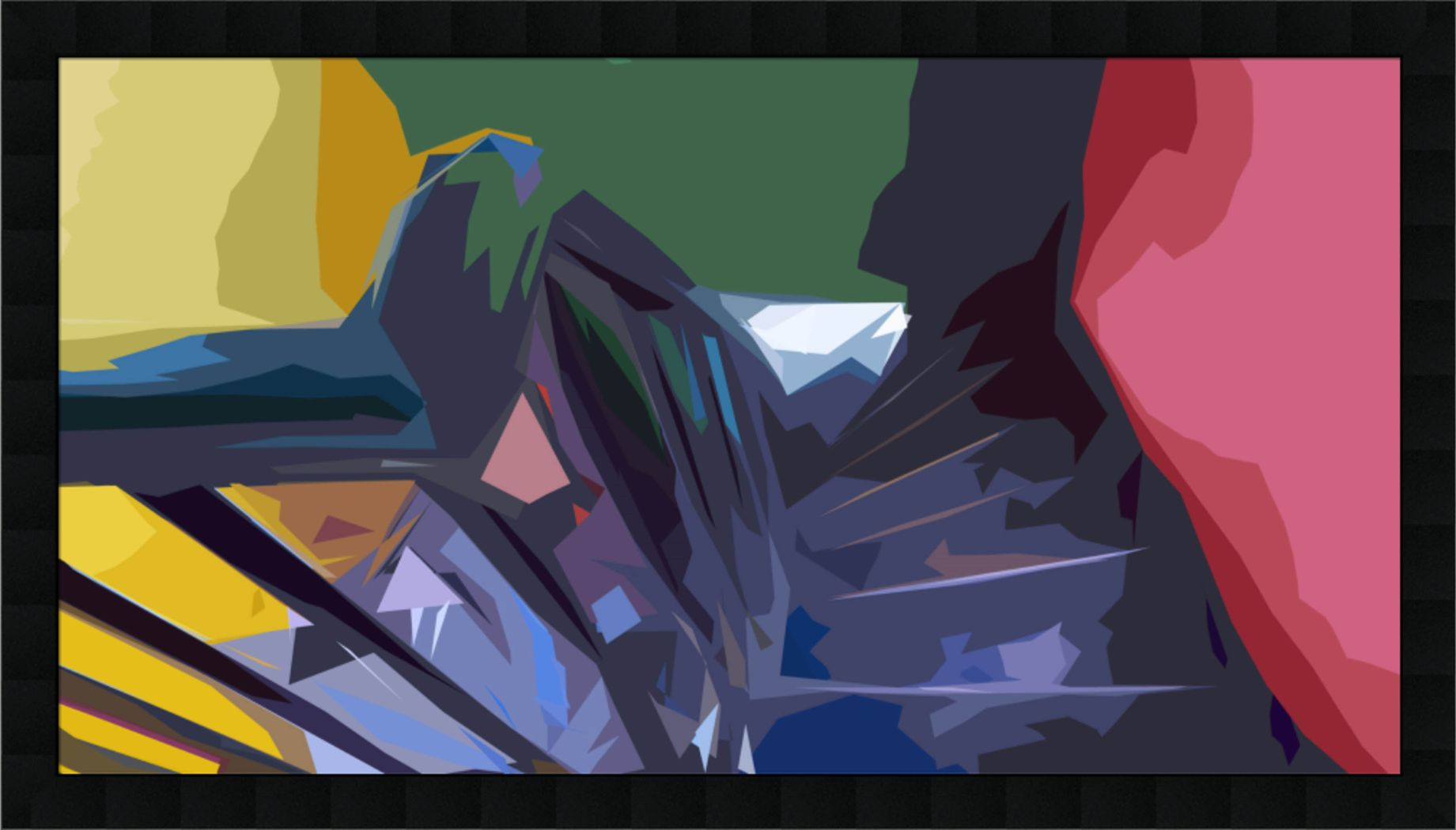 Totovia Blue Artwork