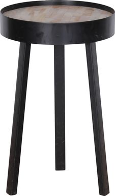 Trailmoor Natural Tall End Table