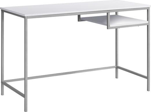 Trawood White Desk