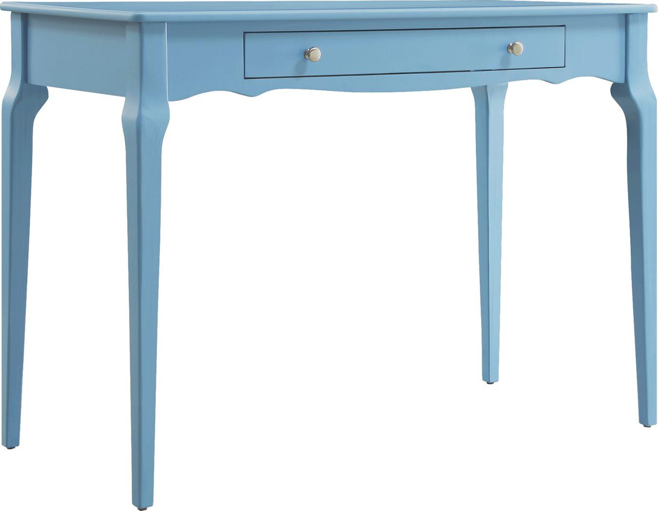 Tullia Blue Desk