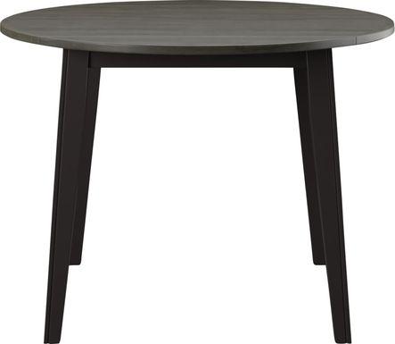 Tupa Black Dining Table