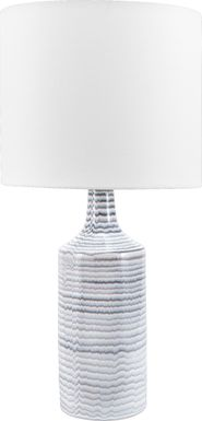 Twiford Gray Lamp