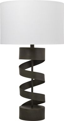 Tyree Bronze Lamp