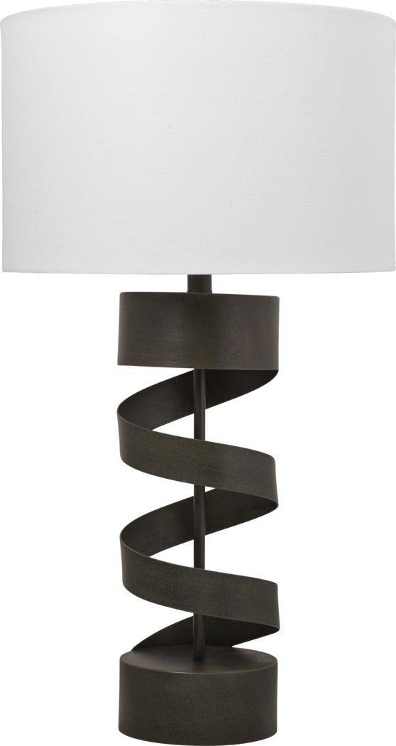 Tyree Bronze Lamp