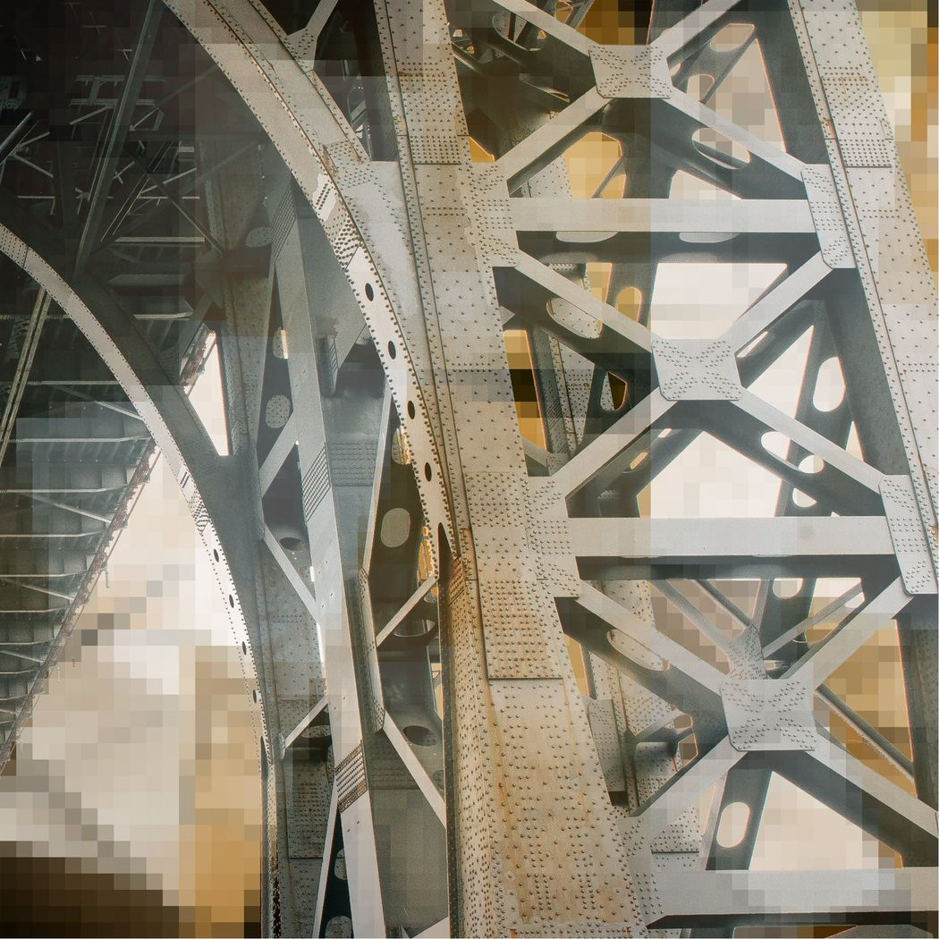 Under the Bridge I Brown Artwork