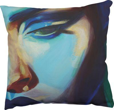 Unseen Beauty Multi Accent Pillow