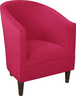 Vallie Raspberry Chair