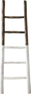 Vawter Linen Decorative Ladder