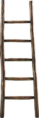 Vawter Tan Decorative Ladder