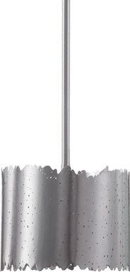 Verdugo Nickel Pendant
