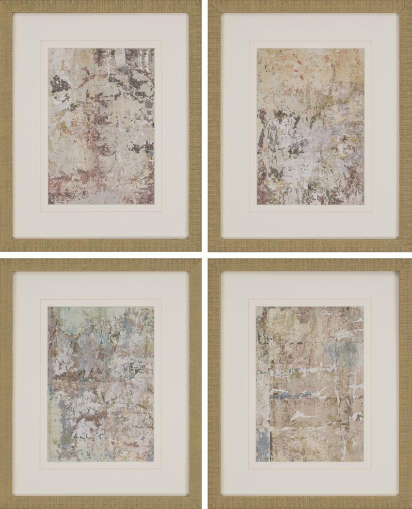 Vestiage II Set of 4 Artwork