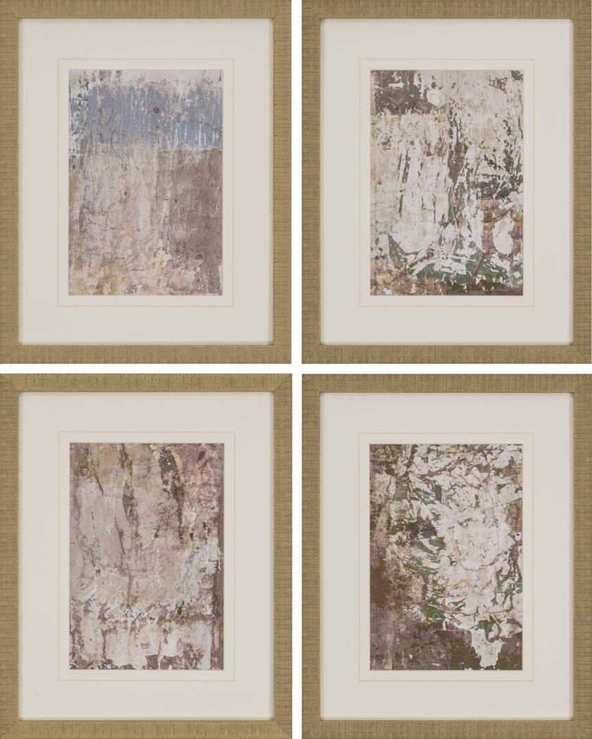 Vestiage III Set of 4 Artwork