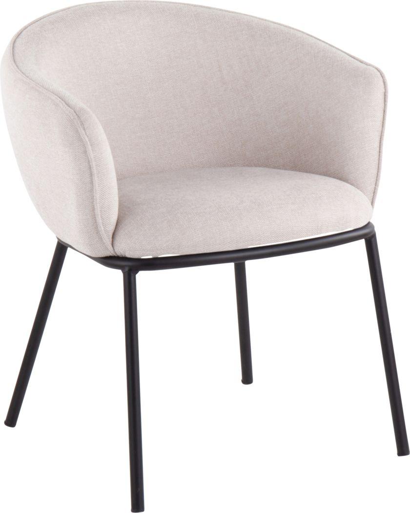 Vinevale Cream Side Chair