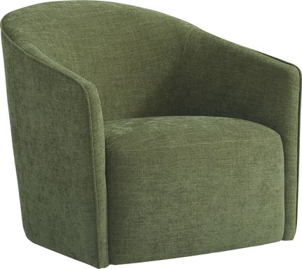 Vista Ridge Avocado Swivel Chair