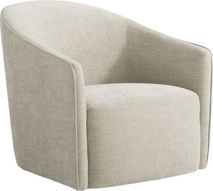 Vista Ridge Pebble Swivel Chair
