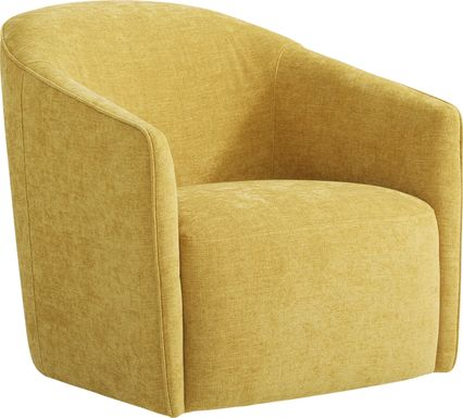 Vista Ridge Sunflower Swivel Chair