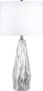 Vivante Gray Lamp