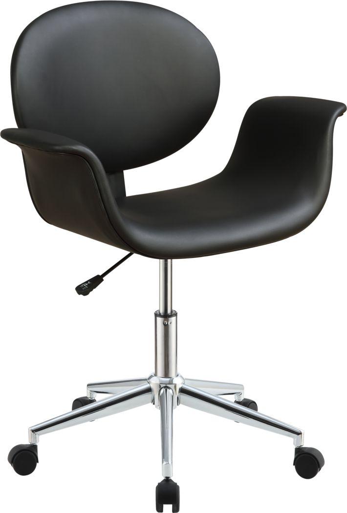 Walken Black Desk Chair