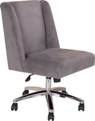 Walkerville Charcoal Desk Chair