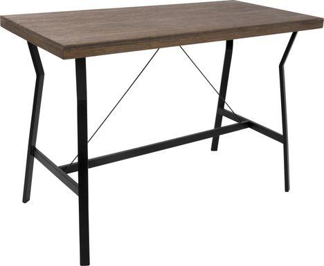 Walworth Walnut Counter Height Table
