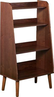 Wareham Brown Bookcase