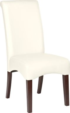 Watercolor Ivory Side Chair