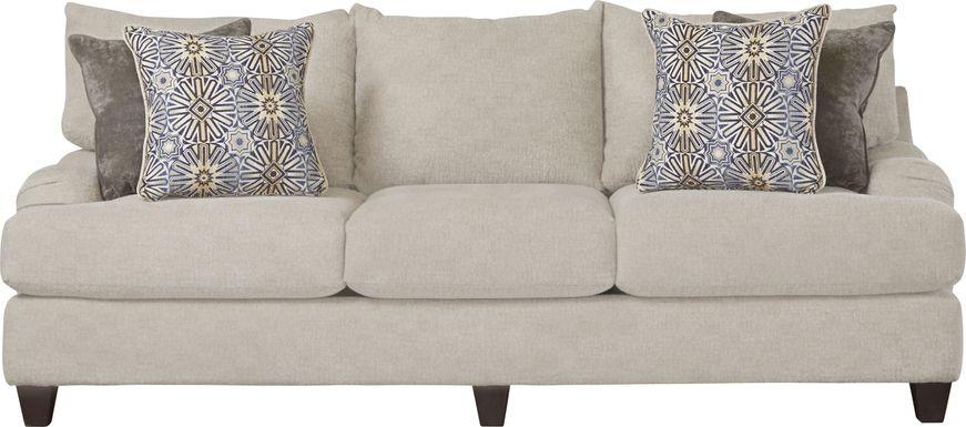 Waverly Park Beige Sofa