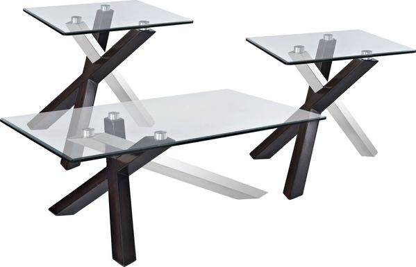 Wella Espresso 3 Pc Table Set