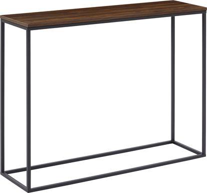 Wendeller Walnut Sofa Table
