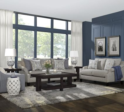 Westerfield Gray 5 Pc Living Room
