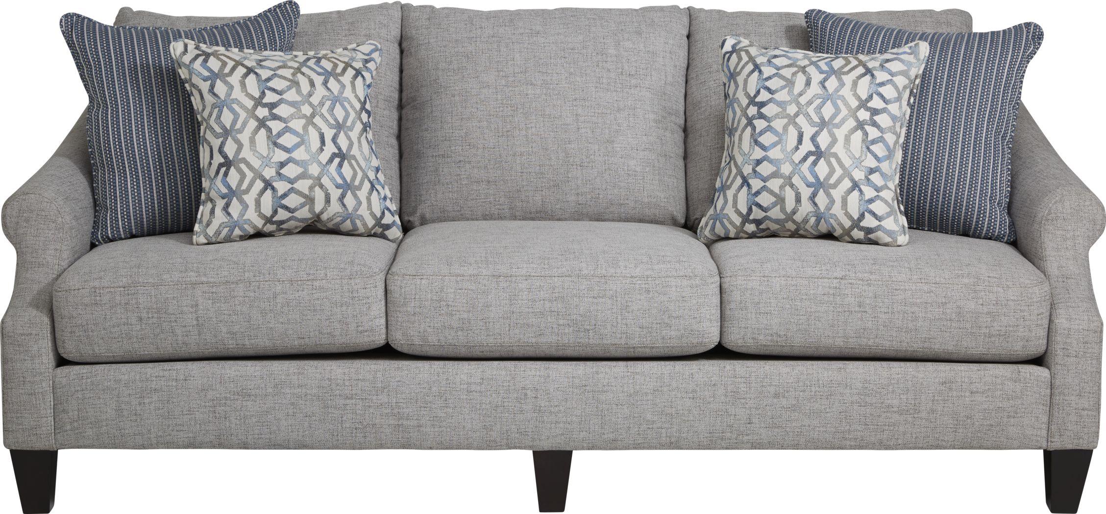 Westerfield Gray Sofa