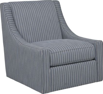Westerfield Indigo Accent Chair