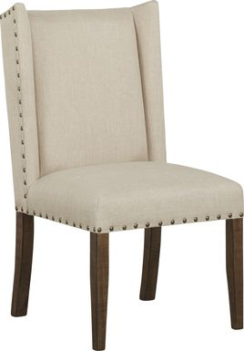 Cindy Crawford Home Westover Hills Brown Side Chair