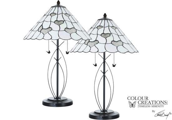 Westwick White Lamp, Set of 2