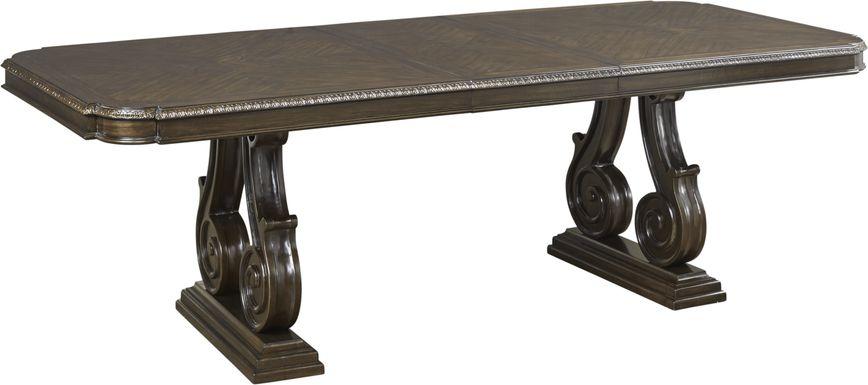 Whittington Cherry Double Pedestal Dining Table