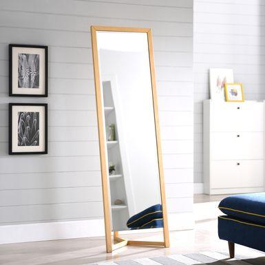 Wildbriar Brown Leaner Mirror