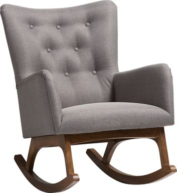 Wildernest Gray Accent Chair