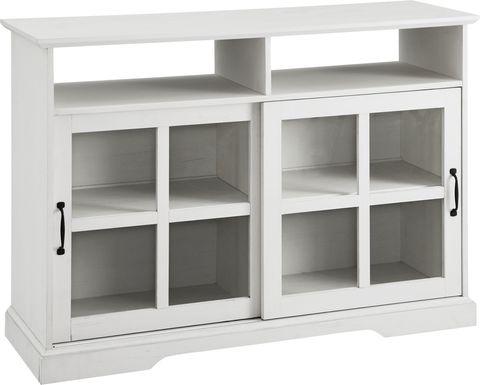 Willowlake White Sideboard