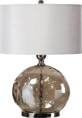 Wiltbury Silver Lamp